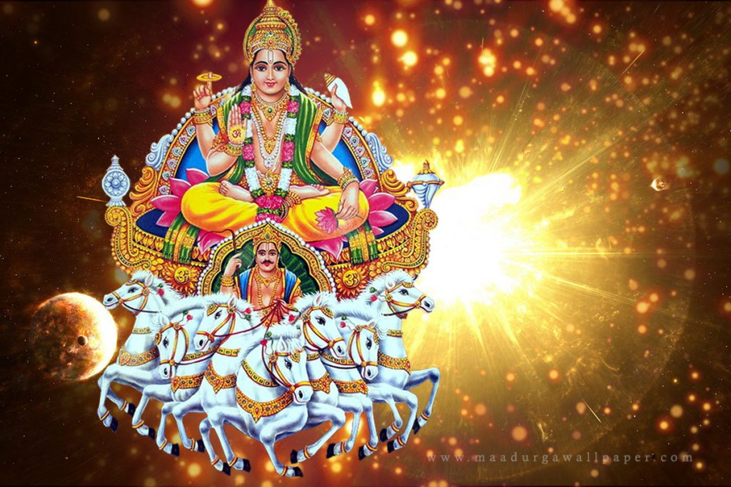 Lord Surya dev images