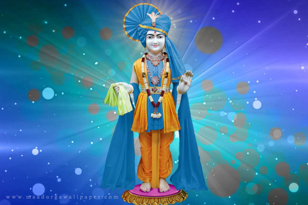 Swaminarayan hd wallpaper