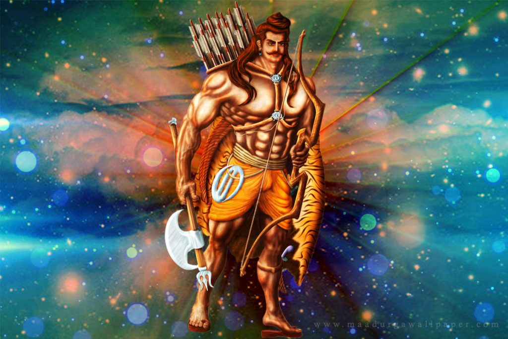 Bhagwan Parshuram photo HD, full size wallpaper to grace desktop screen
