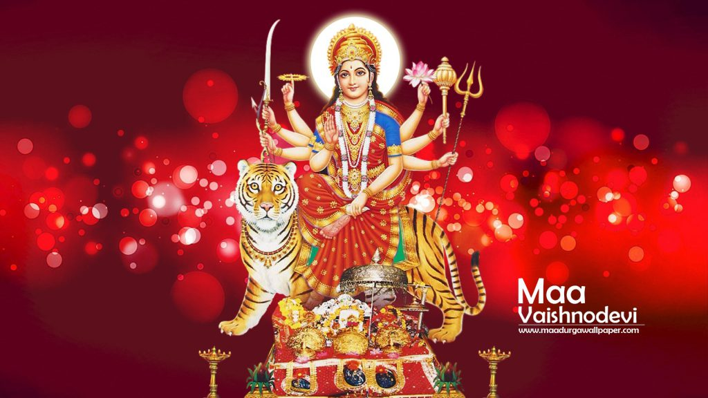 Maa vaishno devi photo