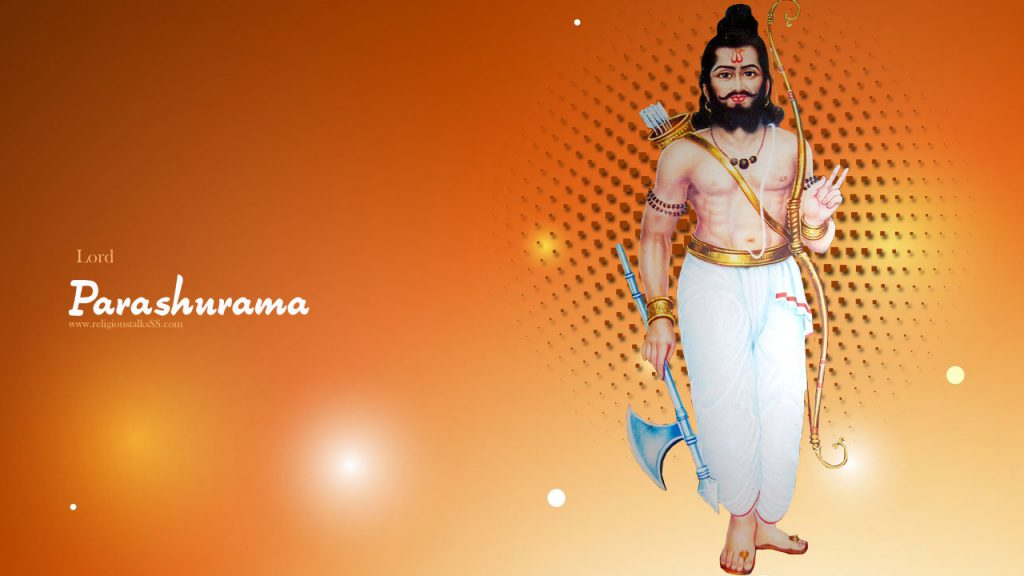 lord parashurama wallpaper to decorate all device screen