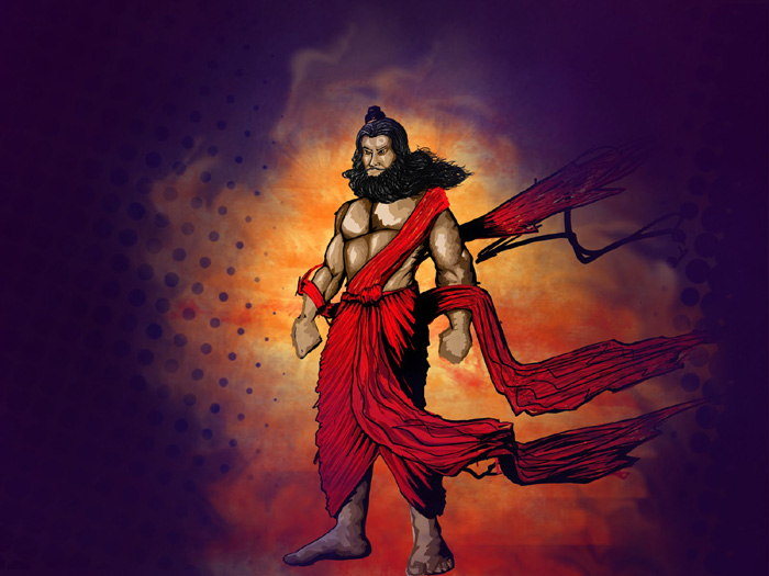 photos of lord Parshuram