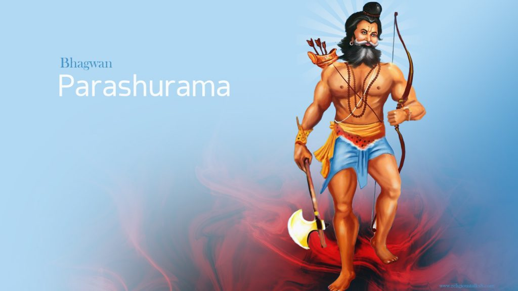 Bhagwan Parashuramar great warrior is six avatar of lord Vishnu